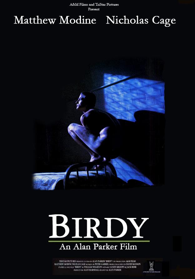 Alan Parker poster Birdy 2