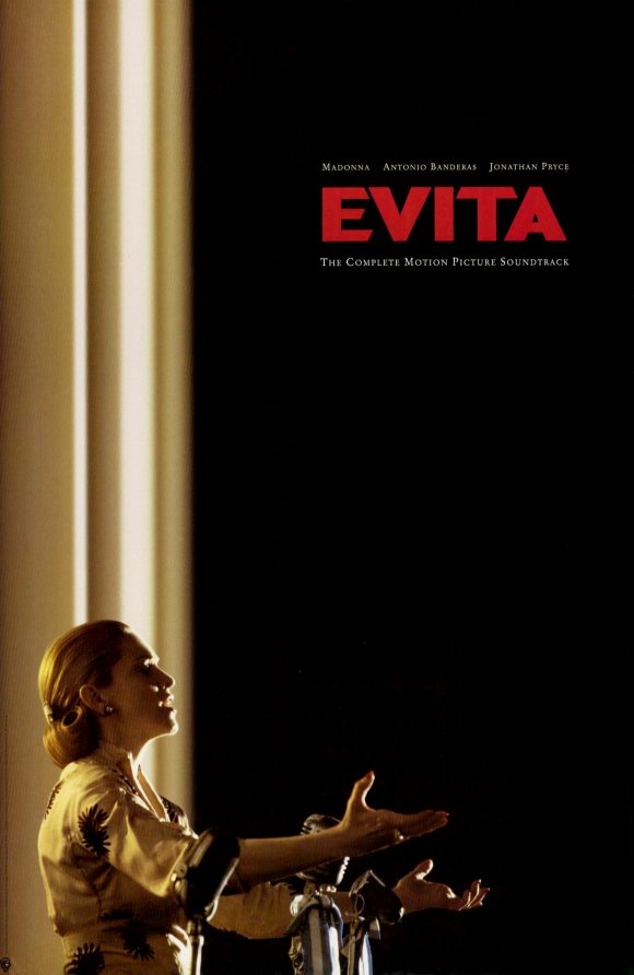Alan Parker poster Evita 1