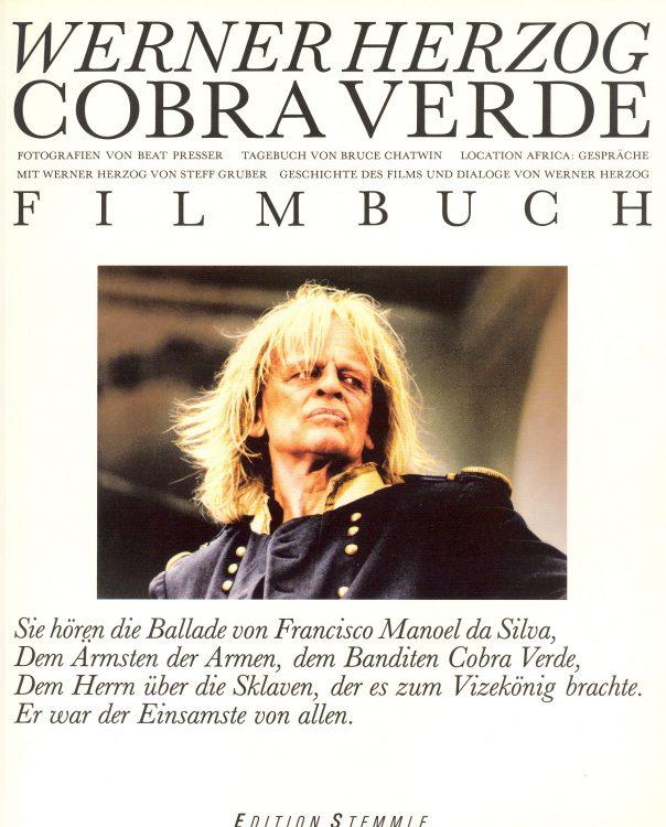 Chatwin, Bruce - Werner Herzog Cobra Verde
