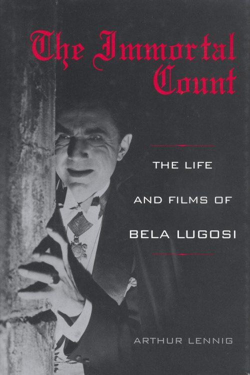 Lennig, Arthur - The Immortal Count
