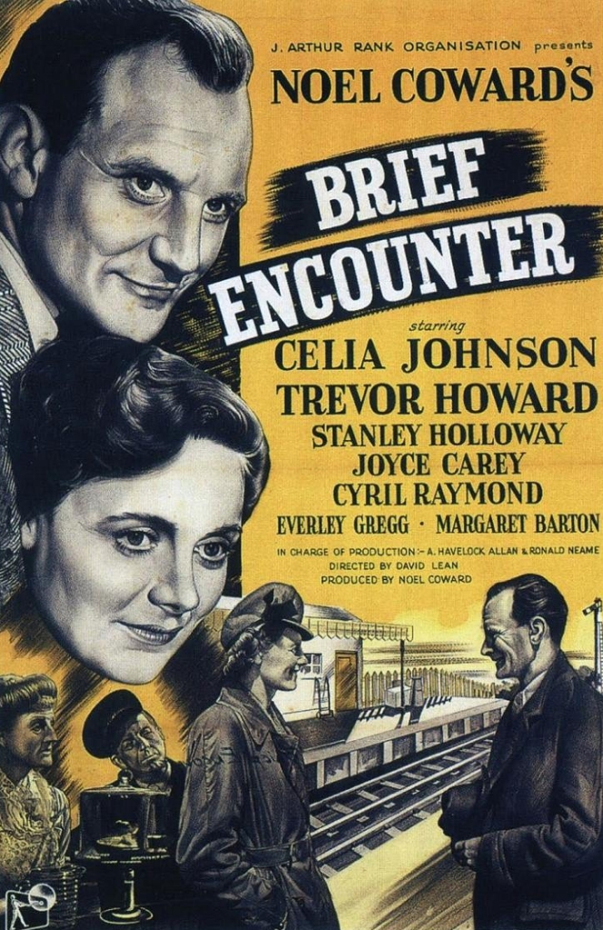Ronald Neame poster Brief Encounter 2