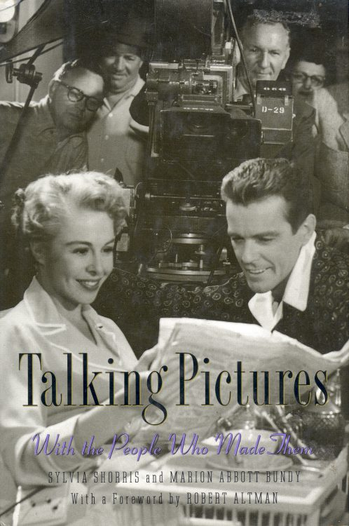 Shorris, Sylvia - Talking Pictures