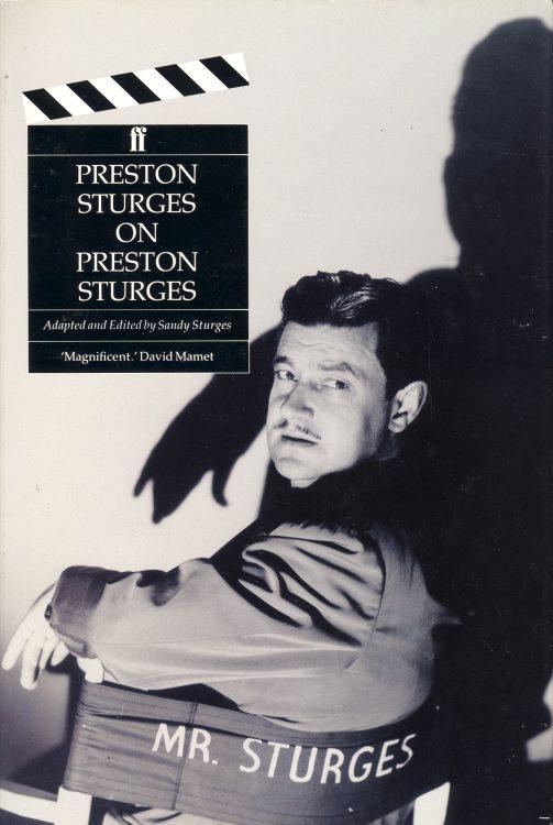 Sturges, Preston - Preston Sturges on Preston Sturges
