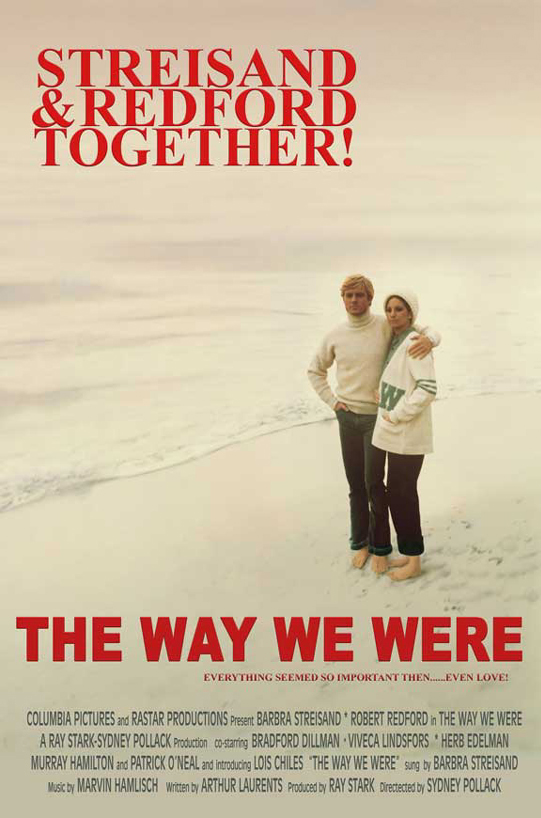 Sydney Pollack 3 poster The Way We Were