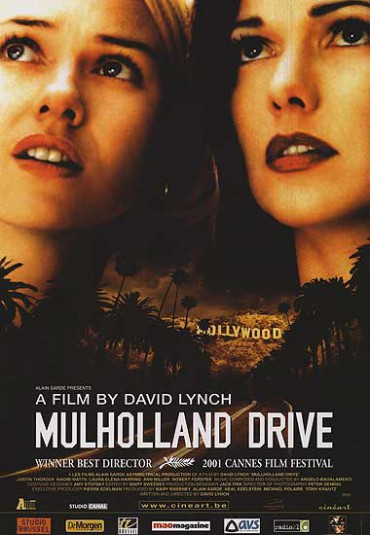 poster Mulholland Dr