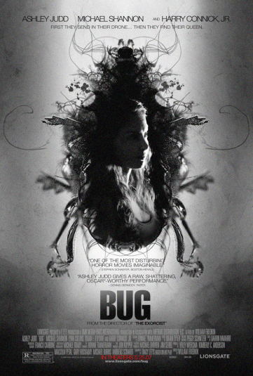 William Friedkin poster Bug