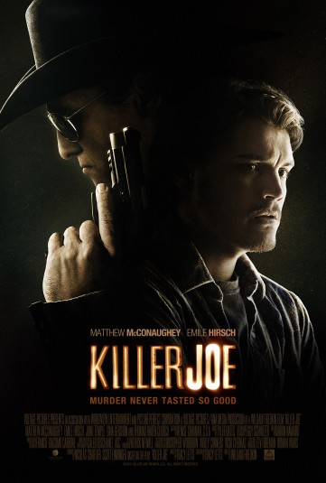 William Friedkin poster Killer Joe