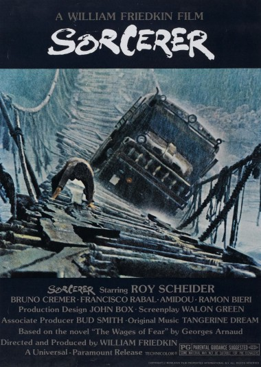 William Friedkin poster Sorcerer