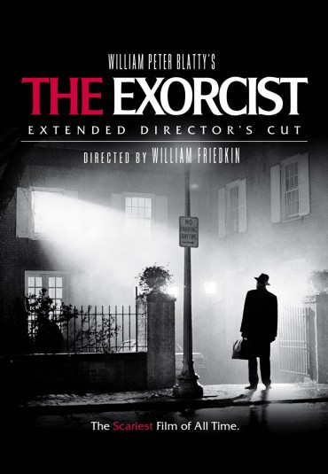 William Friedkin poster The Exorcist 2