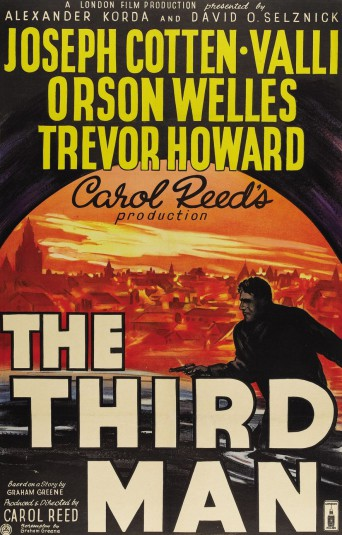 Guy Hamilton 5 The Third Man