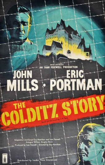 Guy Hamilton 7 The Colditz Story