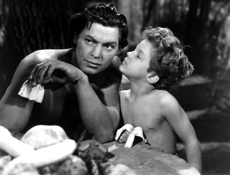 Johnny Sheffield 03 Tarzan Finds a Son scan