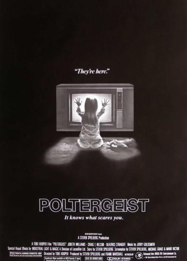 Tobe Hooper 4 Poltergeist