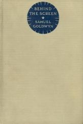 Behind the Screen (Samuel Goldwyn, 1923)