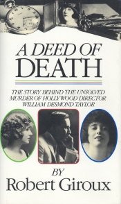 A Deed of Death (Robert Giroux, 1990)