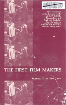 The First Film Makers (Richard Dyer MacCan, 1989)