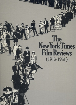 The New York Times Film Reviews 1913-1931 (1970)