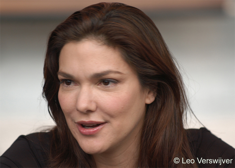 """Laura Harring: """"Film means something, you can make a ..."""