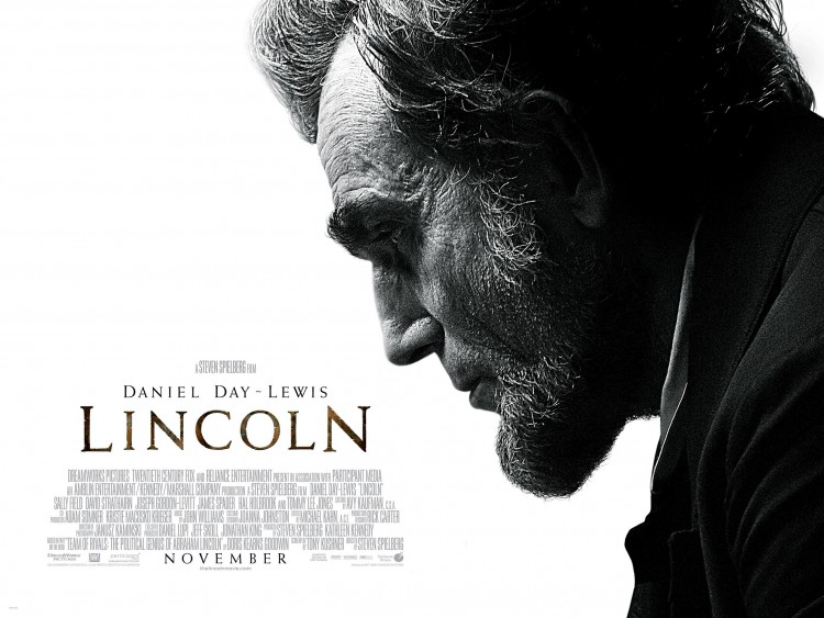 Lincoln film poster