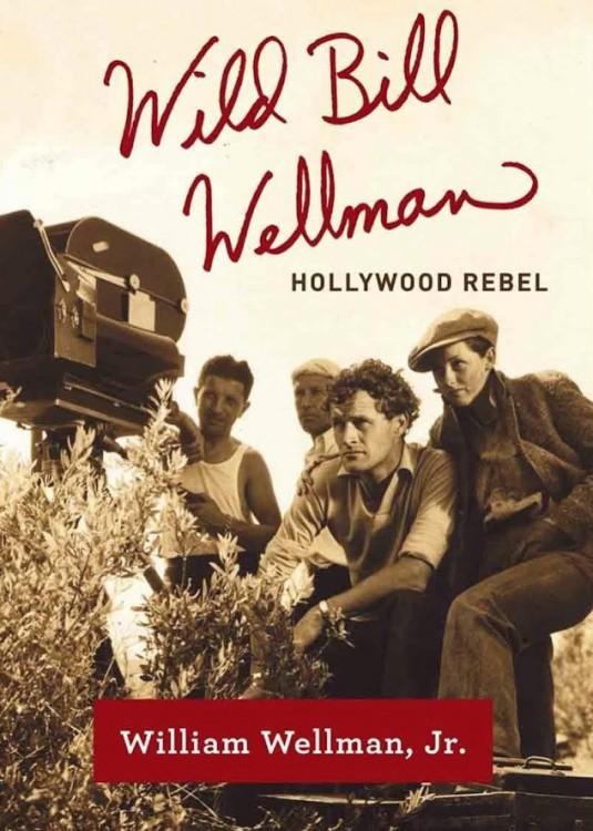 Book cover Wild Bill Wellman