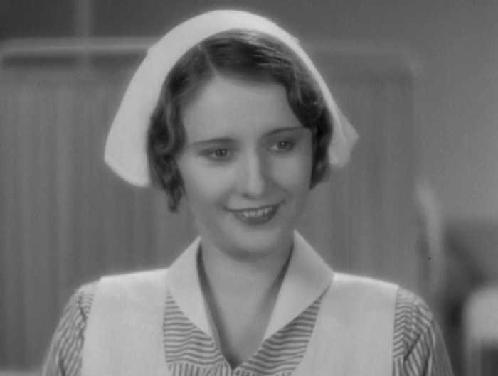 scan 2 Night Nurse Barbara Stanwyck