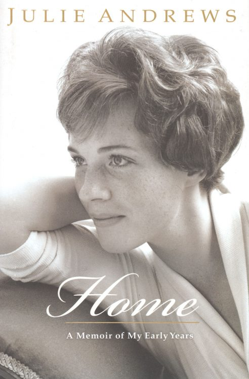 Andrews, Julie - Home A Memoir of My Early Years