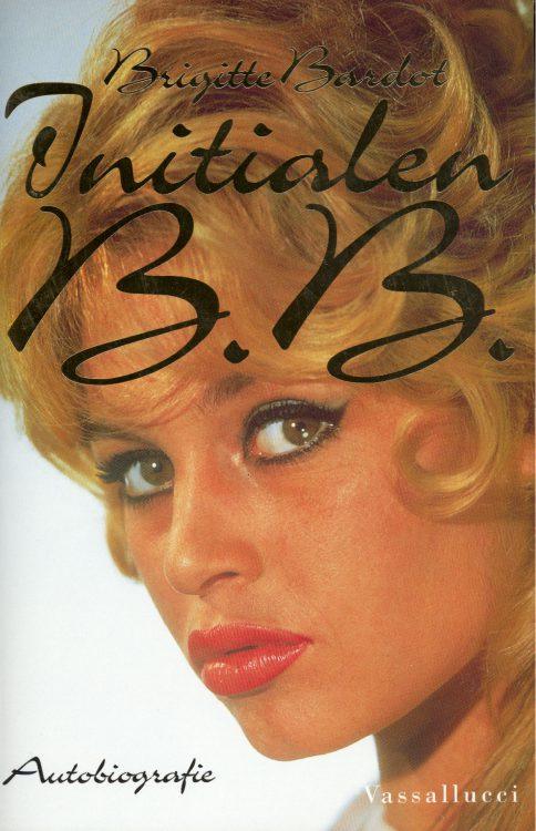 Bardot, Brigitte - Initialen B B