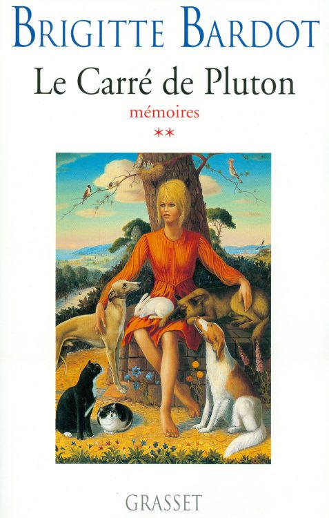 Bardot, Brigitte - Le carré de Pluton
