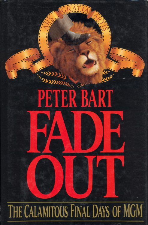 Bart, Peter - Fade Out