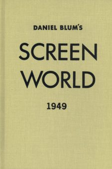 Blum, Daniel - Screen World 1949