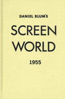 Blum, Daniel - Screen World 1955