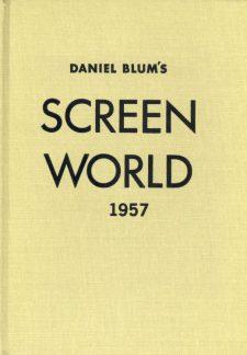 Blum, Daniel - Screen World 1957