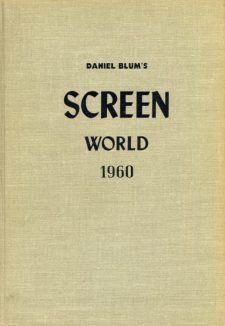 Blum, Daniel - Screen World 1960