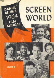 Blum, Daniel - Screen World 1964