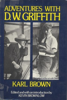 Brown, Karl - Adventures With D W Griffith (hc)