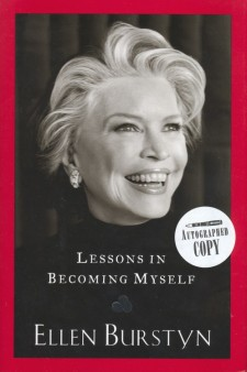 Burstyn, Ellen - Lessons in Becoming Myself