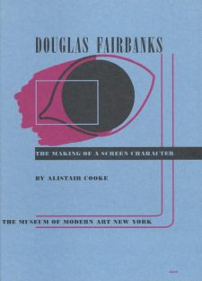 Cooke, Alistair - Douglas Fairbanks