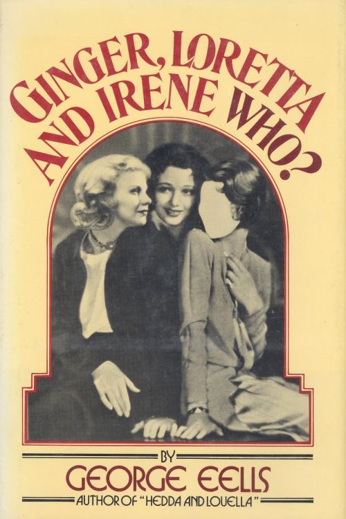 Eells, George - Ginger, Loretta and Irene Who