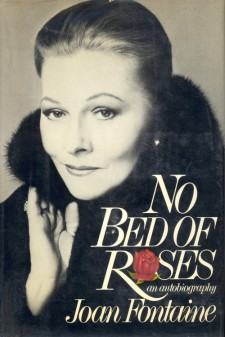 Fontaine, Joan - No Bed of Roses