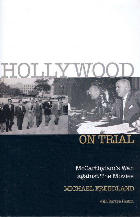 Freedland, Michael - Hollywood on Trial
