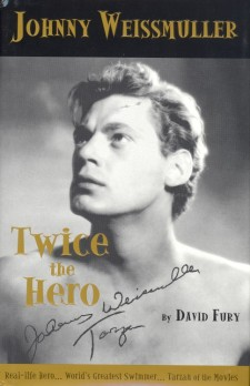 Fury, David - Twice the Hero