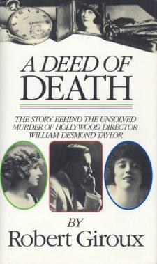Giroux, Robert - A Deed of Death