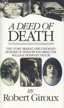 Giroux, Robert - A Deed of Death