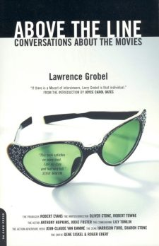Grobel, Lawrence - Above the Line