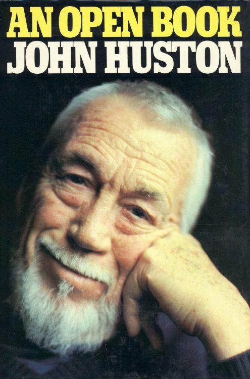 Huston, John - An Open Book