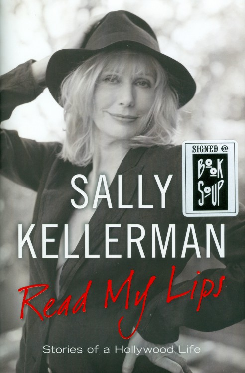 Kellerman, Sally - Read My Lips