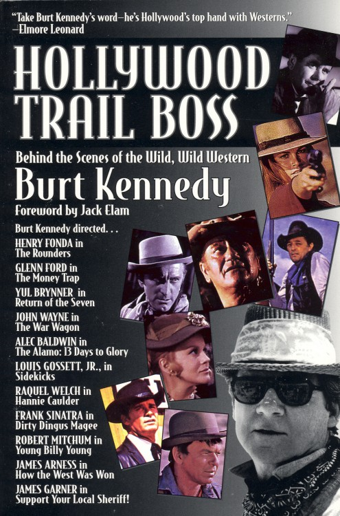 Kennedy, Burt - Hollywood Trial Boss