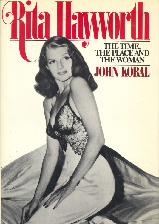 Kobal, John - Rita Hayworth