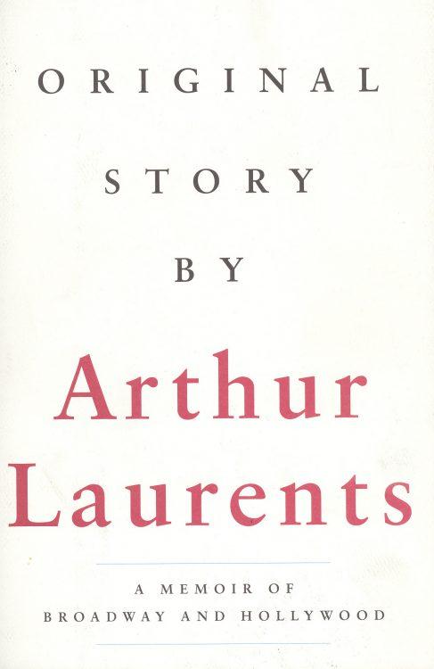 Laurentz, Arthur - Original Story by Arthur Laurentz