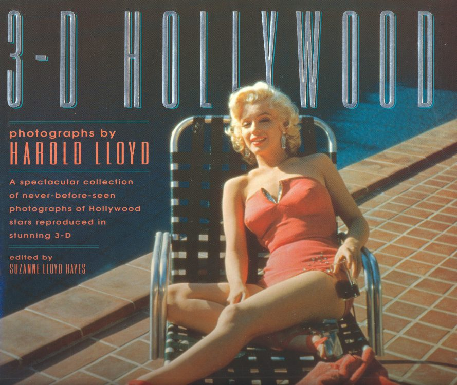Lloyd Hayes, Suzanne - 3-D Hollywood